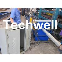 Best Automatic Custom Downspout Roll Forming Machine for Rainwater Downpipe wholesale