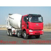 Best new faw cement mixer truck 10-12cbm for sale wholesale