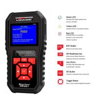 China TFT Colorful Screen Obd2 Car Engine Tester Handheld KW850 Konnwei Scan Tool on sale