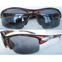 Best Smoke Lens Demi PC Frame Sratches Resistance Fashion Sunglasses With UV 400 Protection wholesale
