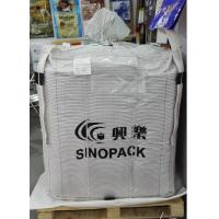 Best Conductive Fibc NEL/SGS TYPE C Bag , Anti Static Bags Flammable Goods Bulk Packing wholesale