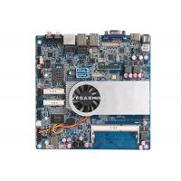 Best Dual Channel 24bit LVDS Industrial PC Motherboard , Intel® Core™ i5-4200U Processor wholesale