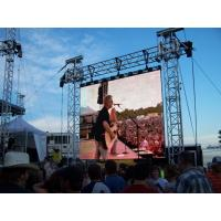China Ultra Light P4.81mm Outdoor Rental Led Display Wall Stage Events Die Cast Aluminum on sale