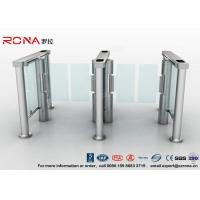 Best Swing Barrier Gate Pedestrian Security Gate Visitor Entry Access Control For Office Building With CE approved wholesale