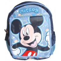 China Fashion 600D nylon Blue Kids School Bag / toddler backpack with designer on sale