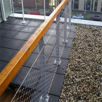 Best Rust-proof x-tend ferruled cable wire mesh balustrade infill panel wholesale