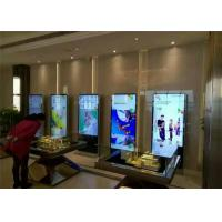 Best 55 Inch 4K All - In - One Interactive Touch Screen Kiosk For Information Inquiring wholesale
