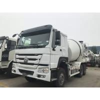 Best 6X4 9 CBM Concrete Mixer Machine Truck With One Sleepers ZZ5257GJBN3641W wholesale