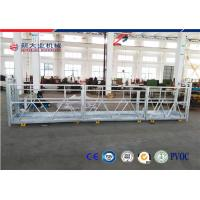 China ZLP Series Suspended Working Platform for construction , decoration , cleaning on sale