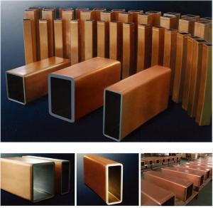 Quality Copper Mould Tubes wholesale