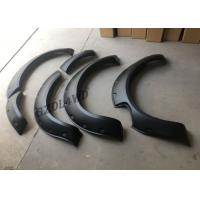 Cheap 2015 Black 4x4 Wheel Arch Flares For Nissan Navara NP300 / Car Fender Trim for sale