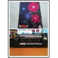 China Flag Sublimation Printing Machine / Sign Printing Machine Reactive Ink Using on sale
