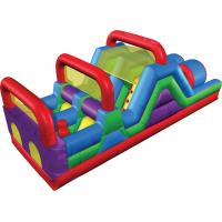 Best Inflatable crazy golf inflatable obstacle course wholesale