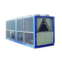 Best 380V Air Cooled Screw Chiller , Plastic Injection Molding Water Cooled Chiller System wholesale