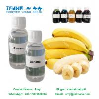 Best Vape Flavour Aroma E-Cigarette Liquid Flavor Banana Flavor for nicotine E Liquid wholesale