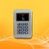Best Password Rfid Proximity Card Reader 125khz Beep Speaker With EM Lock wholesale