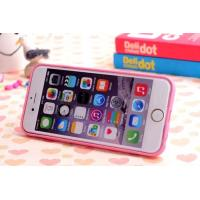 Cheap Fashion Bow bracket style PC+TPU material mobile phone case For iphone5S,iphone6 for sale