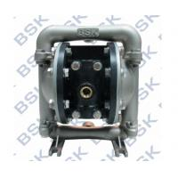 Cheap Industrial Stainless Steel Teflon Diaphragm Pump / Membrane Pumps for sale