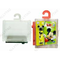 Best Hang Tab EAS Safer Box For Lipsticks / Anti Shoplifting Battery Security Keeper wholesale