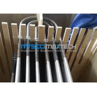 China ASTM A213 Heat Exchanger Tube Pickling And Annealing Surface 300 Series 12192mm on sale