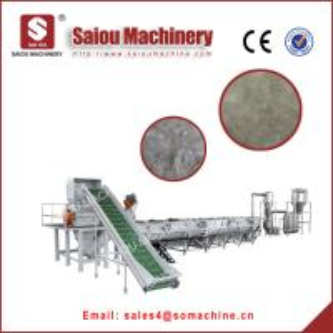 Best stainless steel PP PE LDPE plastic film washing machine wholesale