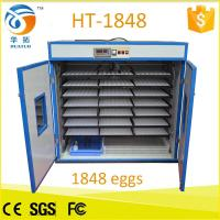 Best Monthy top selling 1848 egg incubator poultry machine HT-1848 wholesale