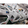 Buy cheap Glass Ceramic Panel Ultem / PEEK 3d Printer High Temp Nozzle 1500W Max Power from wholesalers