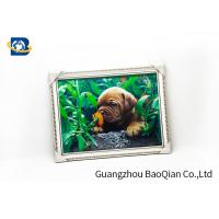 China Stereograph Printing 3D Animals Images , 3D Lenticular Photo Home Wall Decor on sale