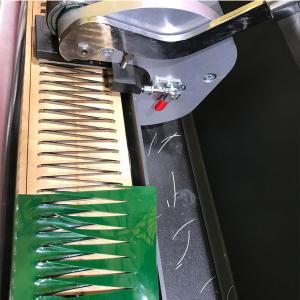 China Lightweight Conveyor Belt Splicing Machine Single Finger / Double Fingers Punch Press on sale