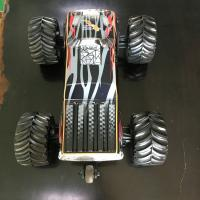 Buy cheap 1/10th Rc Trucks Electric 4x4 / Rc Remote Control Cars With 60mm Vehicle Clearance from wholesalers