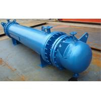 Cheap Double Pipe Heat Exchange Equipment , Brazed Rotary Heat Exchanger Equipment for sale