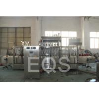 China 5L PET Beer Bottle Filler Machine Linear Type SUS304 Material with PLC Controller on sale