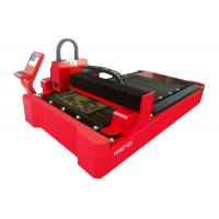 Quality CNC Metal  Fiber Laser Cutting Machine High - Precision Rack and Linear Rails wholesale
