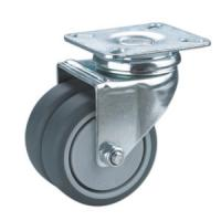 swivel twin wheels caster
