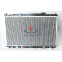 Quality CRV RM1 / 2 / 4 2012 Honda Aluminum Radiator with plastic tank for Cooling System wholesale