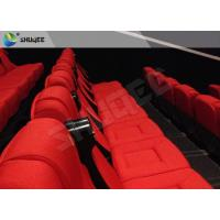 Cheap 3D Cinema System 3D Stereo Movie Real Leather Motion Chair for sale