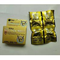 Best The Golden Root 6800mg male herbal sex pill anti erectile dysfunction wholesale