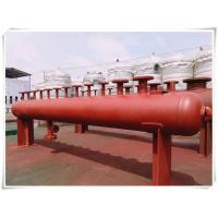 Best Large Steel Water Storage Tanks , Stainless Steel Rainwater / Cold Water Storage Tanks wholesale