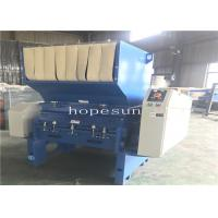 Best PP HDPE Pc400 Waste Plastic Crusher Machine High Capacity 300 Kg Per Hour wholesale