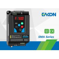 Black 1 Phase Universal VFD , Electrical High Frequency Inverter