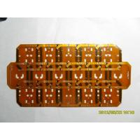 Best 2 Layer Immersion Tin Polyimide 0.3mm Multi-layer Flexible PCB Board For Game Machine, Automobile wholesale