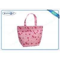 Best Eco - Friendly PP Non Woven Bag , Non Woven Shopping Bag with Printing Patterns wholesale