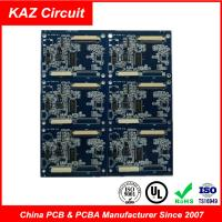 Buy cheap 2 Layer PCB ENIG PCB Design ODM Service Electronic Circuit Board Assembly from wholesalers