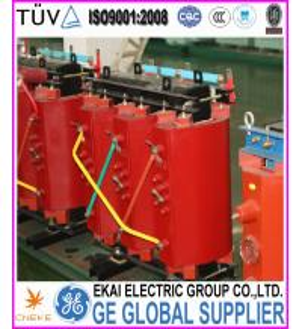 China 100 kva insulation dry transformer on sale