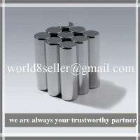 Buy cheap High quality strong 8000 gauss neodymium magnet for sales with lowest price from wholesalers