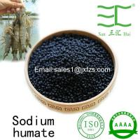 China buy sodium humate for animal feed 70% 60% 50% flake powder crystal ball on sale