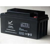 China 12V65AH sealed lead acid battery on sale