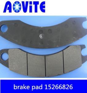 Best Chinese supplies Terex brake lining kit 15266826 wholesale