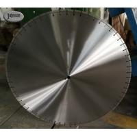 Best Fast Cutting 900mm Diameter Floor Saw Blade For Hard Reinforced Concrete wholesale