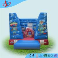 Huge indoor commercial Inflatable Bounce House for rent 0.4+0.55mm PVC